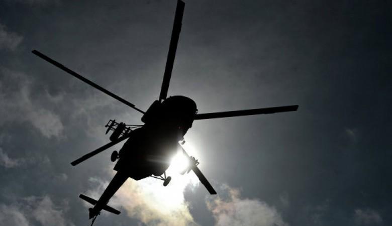 Упавший в Томской области вертолет перевозил нефтяников с месторождения индийской ONGC