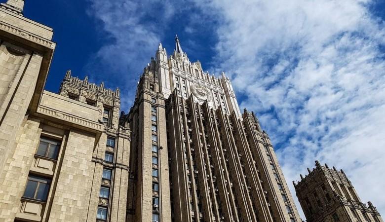 МИД заявил о выходе России из Договора по открытому небу