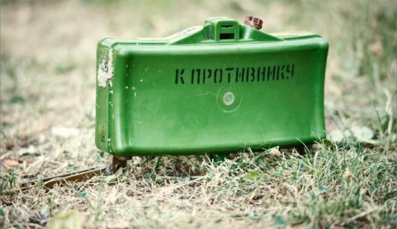 Дети принесли домой противопехотные мины и подорвались на них