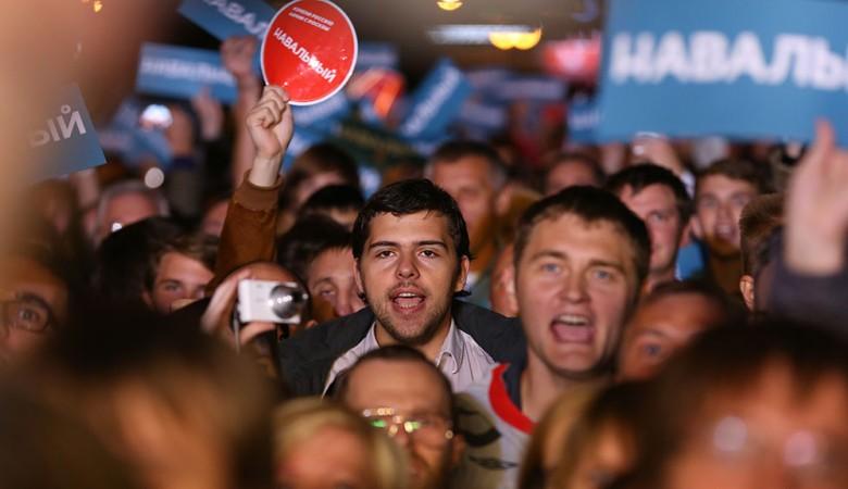 Сторонники Навального в Красноярске получили до десяти суток ареста за акцию 5 мая