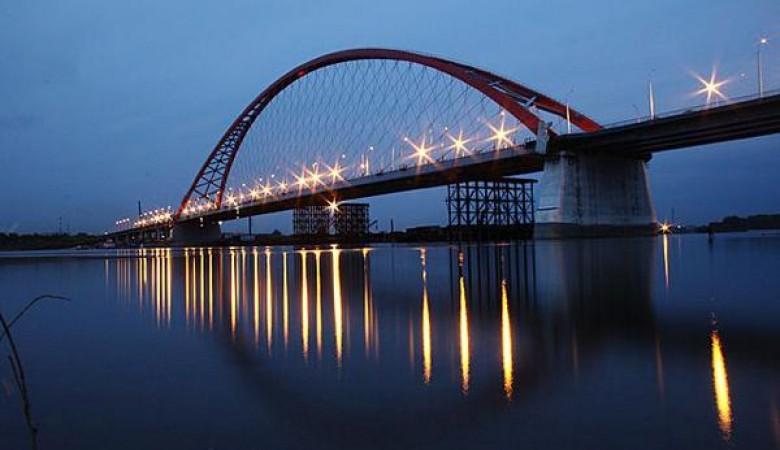 Решение о финансовом снабжении четвертого моста вНовосибирске примут вконце апреля