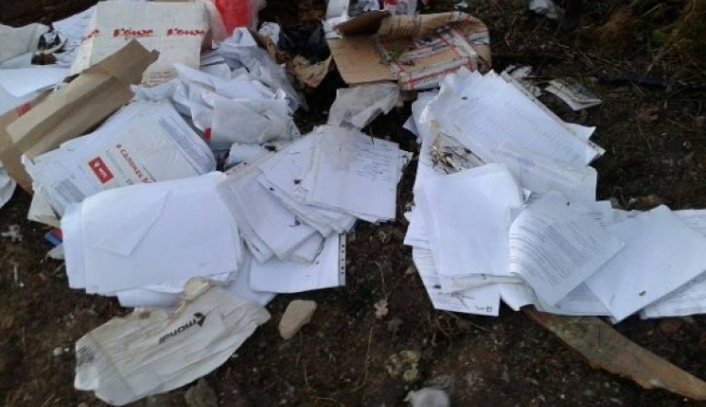 Гражданин Читы насвалке отыскал документы компании МТС с индивидуальным данными клиентов