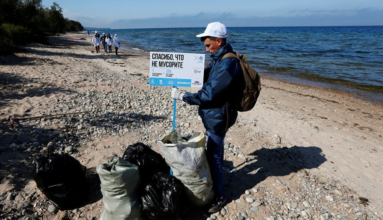 Бурятия намерена сжигать мусор на Байкале в плазменных установках