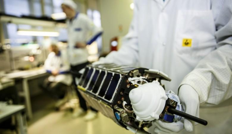 Напечатанный на 3D-принтере наноспутник запустят с МКС в августе