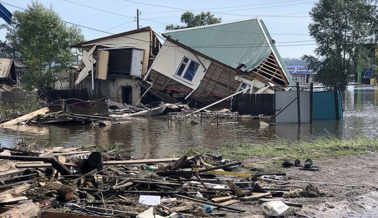 Правительство готово выделить Иркутской области 2,3 млрд руб на помощь пострадавшим при наводнении