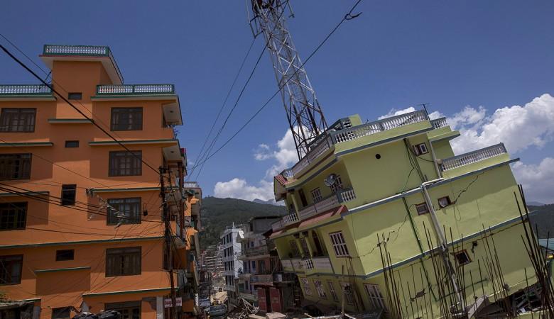 Несколько поселков в Тибете из-за непальского землетрясения сдвинулись к югу