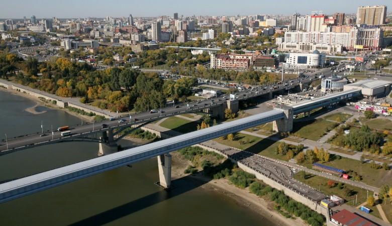 Новосибирск к 2050 году распадется на части при отсутствии вложений в транспортную инфраструктуру