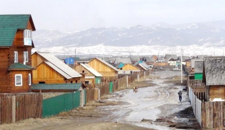 Талые воды подтопили 30 участков в тувинском поселке Каа-Хем