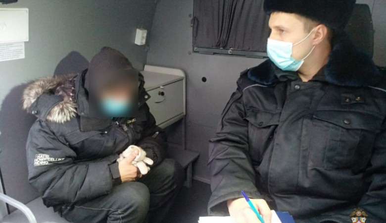 В Омске задержан живодер, распиливший электропилой щенка и выложивший видео в сеть