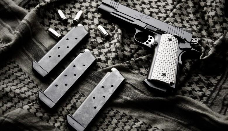 Полиция нашла схроны с оружием, с помощью которого ОПГ расправлялась с предпринимателями в Забайкалье