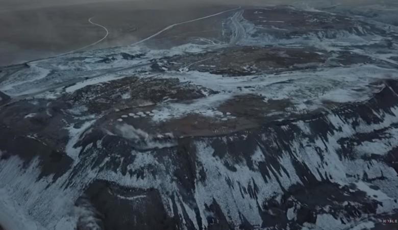 В Хакасии полыхают угольные отвалы