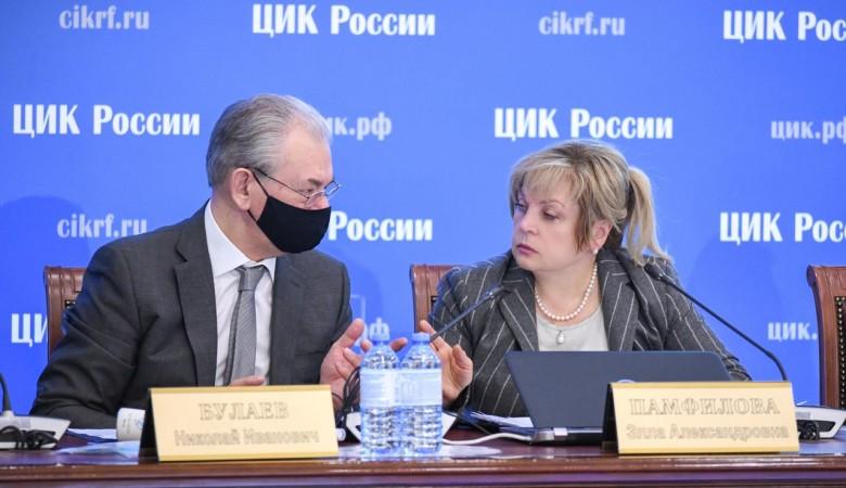Памфилова объявила выборы состоявшимися