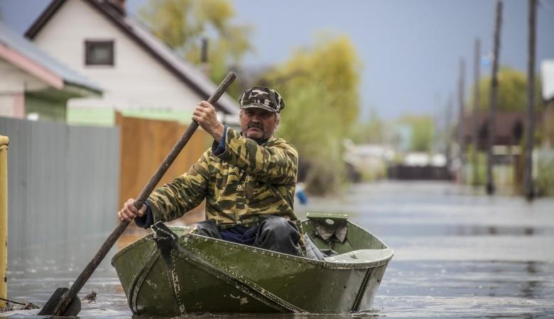 Пострадавшие от паводка в Забайкалье получат по 10-50 тыс. рублей