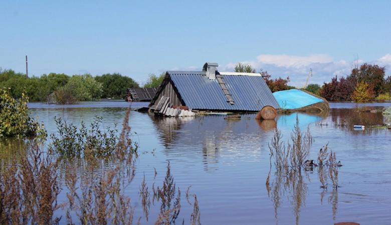 Пострадавшие от паводка районы Забайкалья получат от региона еще 7 млн рублей