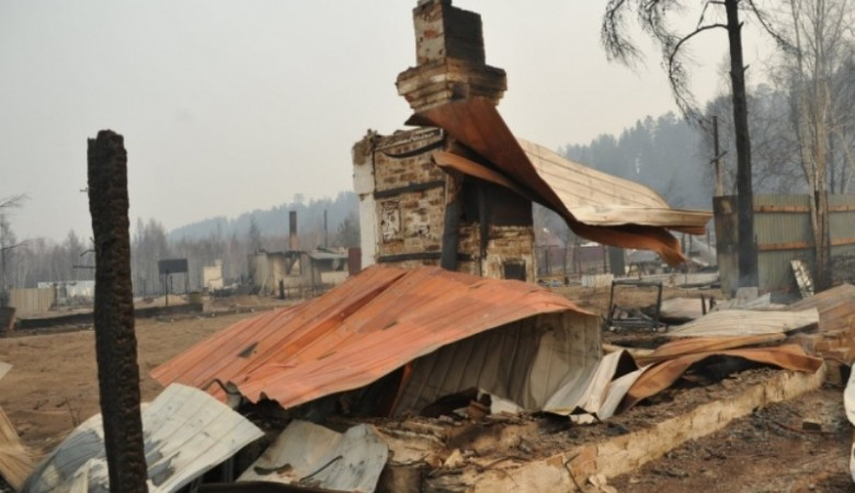 Строители жилья для погорельцев в Забайкалье допустили нарушения на 600 миллионов