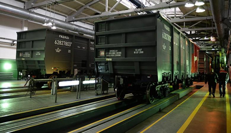 Завод «Алтайвагон» планируется ввести в состав «Ростехнологий»