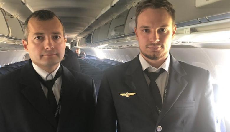 Путин присвоил звания героев России летчикам Airbus А321, севшего на кукурузное поле