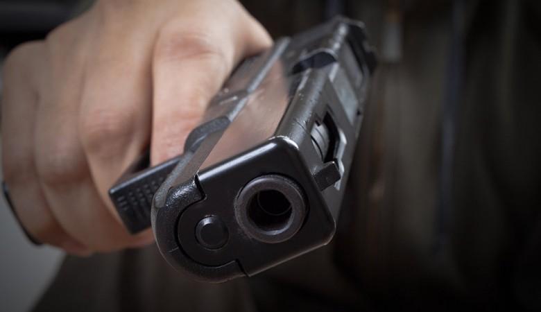 В Новосибирске должник пришел в суд со своим пистолетом