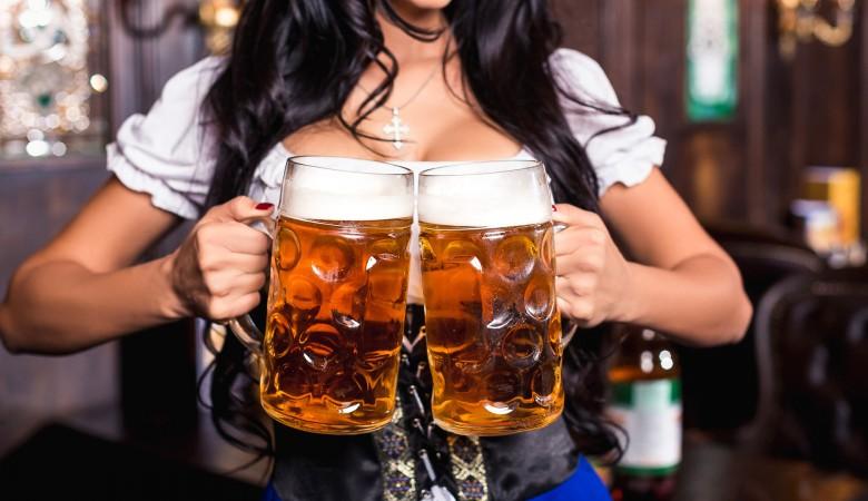 Приставы в Томской области арестовали за долги 92 тонны пива