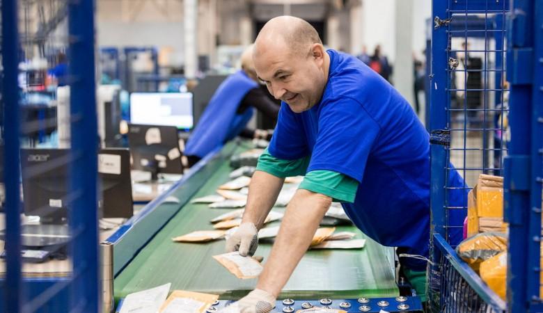 ВНовосибирске запустили сортировочную линию «Почты России»