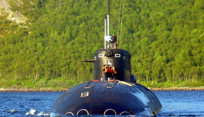 В России создается гидроакустическая система для защиты территории в Арктике