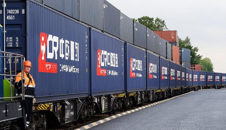 Два грузовых поезда столкнулись под Новосибирском