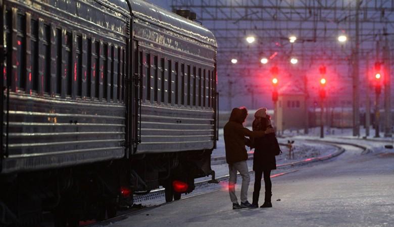 Поезд сбил девочку в Томской области