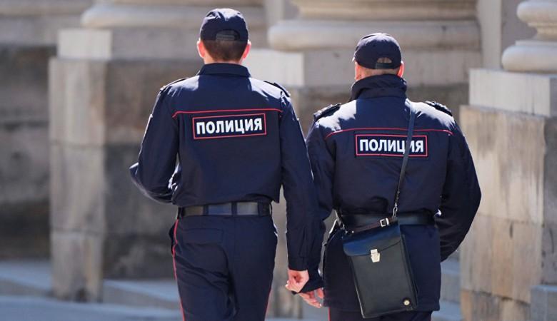 Алтайские полицейские,