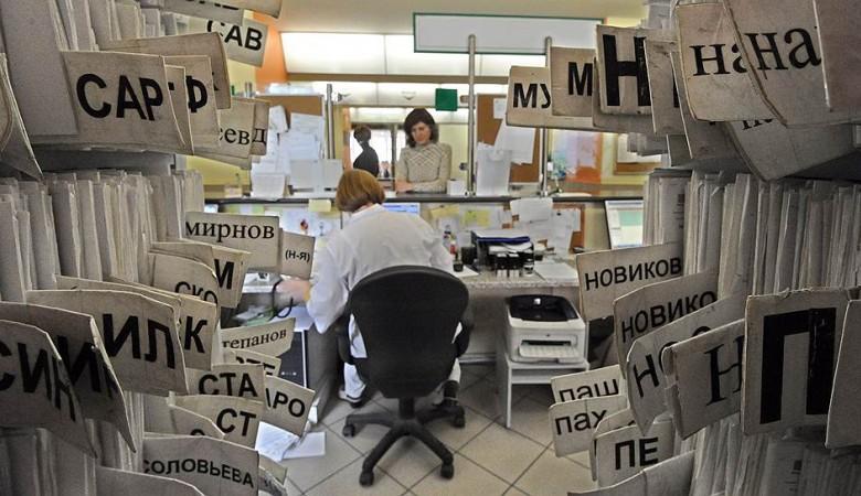 Минздрав РФ не увидел очередей в переполненных поликлиниках Новосибирска