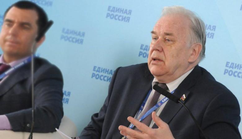 Полномочия сенатора Попова прекращены по его просьбе