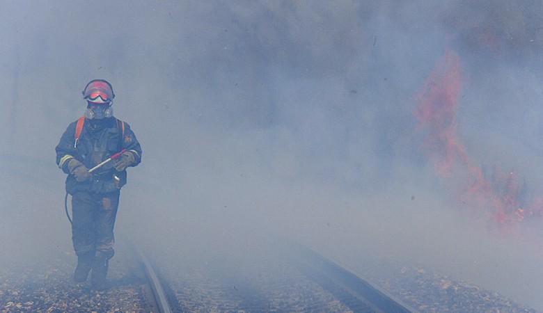 Почти 30 человек пострадали от природных пожаров в Забайкалье