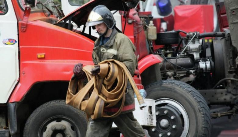 Следователи возбудили дело после гибели шести человек на пожаре в Кемеровской области