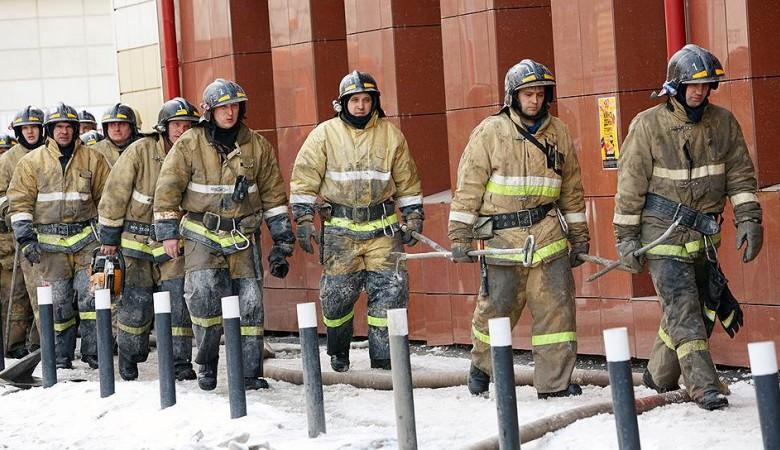 Три человека погибли во время пожара в Алтайском крае