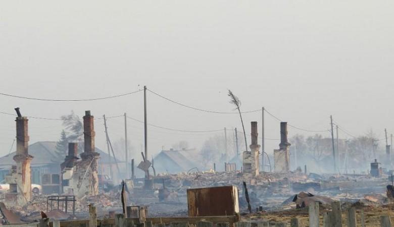 Дело о халатности чиновников в Хакасии, повлекшей масштабные пожары, направлено в суд