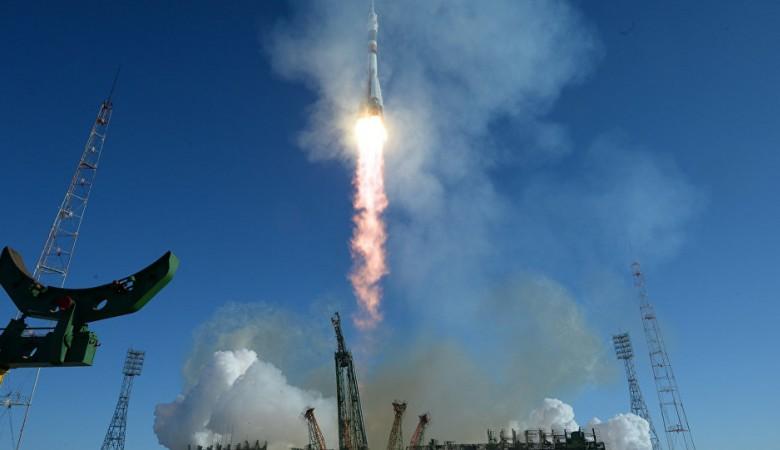 Запуск к МКС грузового корабля