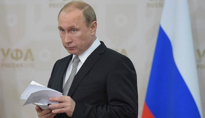 Путин встретился с Хорохординым, который назначен врио главы республики Алтай