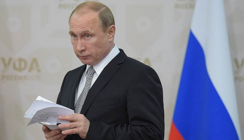 Путин предложил МЧС обратить внимание на проект томского школьника по аэро- и фотосъемке на реке