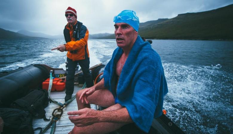 Посол Океанов при ООН Льюис Пью совершит заплыв на Байкале
