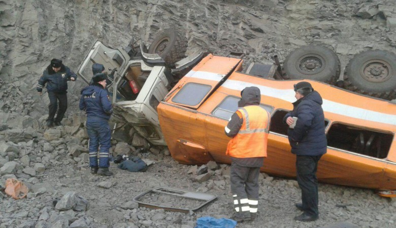 В Кузбассе водитель автобуса предстанет перед судом по делу о гибели восьми шахтеров Evraz