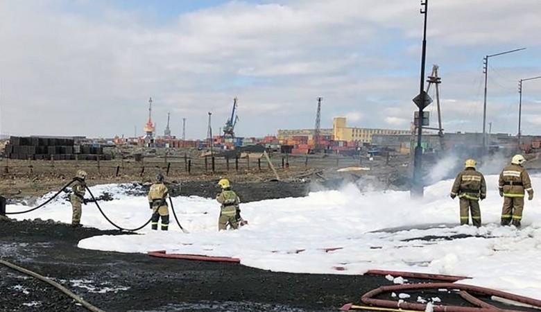 СК изъял документы на ТЭЦ-3 в Норильске по уголовному делу о разливе топлива