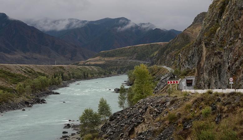 Уровень воды в реках Алтая может вырасти из-за начавшихся дождей
