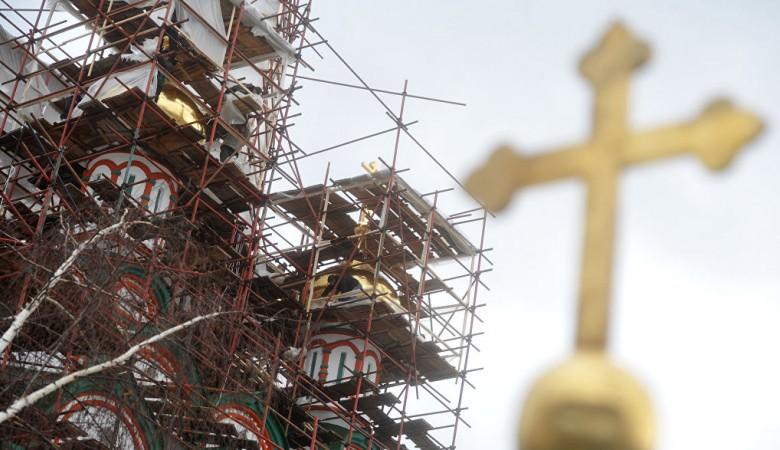 Дело о хищениях при реконструкции Спасского собора XVIII века возбудили в Омской области