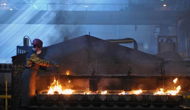 Сброс энергонагрузки зафиксирован на Саяногорском алюминиевом заводе