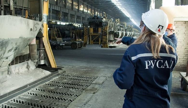 Алюминиевые заводы