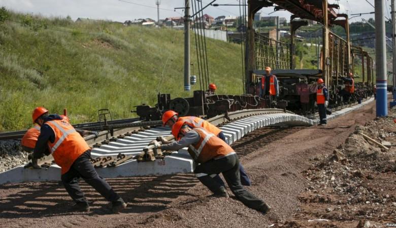 РЖД рассматривает возможность создания ж/д обхода Казахстана между Курганом и Барнаулом