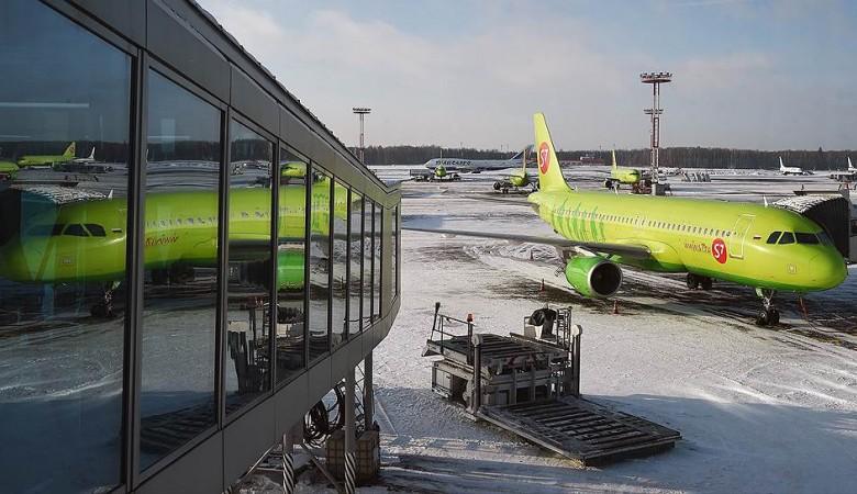 S7 прекратит летать из Новосибирска в Томск