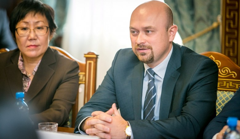 Экс-министр природных ресурсов Бурятии возглавил НОВАТЭК-Камчатка
