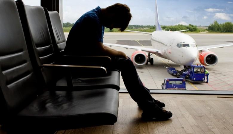 Пассажиры московских рейсов не могут вовремя получить багаж в Иркутске из-за сбоя в
