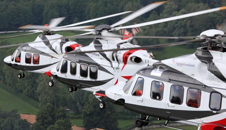 Новосибирская область получила первый вертолет санавиации
