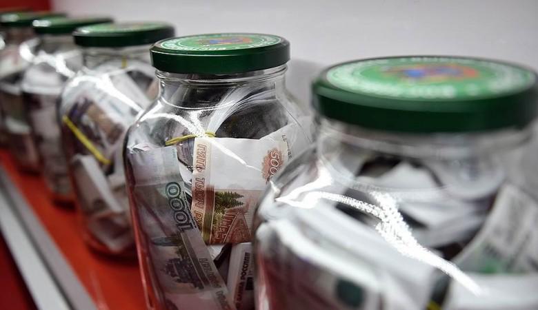 Россияне начали тратить сбережения